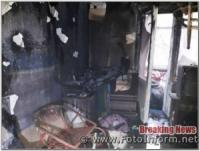 У Кропивницькому під час гасіння пожежі у квартирі виявили загиблого чоловіка