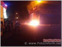 На Кіровоградщині за добу,  що минула,  приборкано 3 пожежі