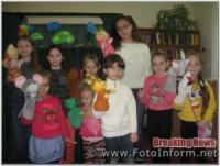 У Кропивницькому юні актори показали лялькову виставу