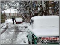 Погода в Кропивницькому та Кіровоградській області на четвер,  5 грудня