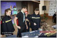 У Кропивницькому відбувся шкільний етап фестивалю дружин юних пожежних