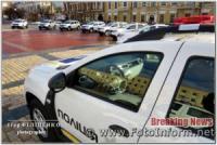 У Кропивницькому 17 поліцейських офіцерів отримали ключі від автомобілів