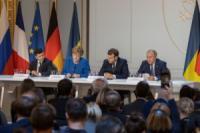 Загальні узгоджені висновки Паризького саміту в Нормандському форматі 9 грудня 2019 року