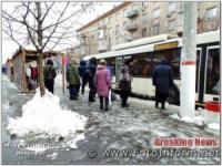 Погода в Кропивницькому та Кіровоградській області на середу,  11 грудня
