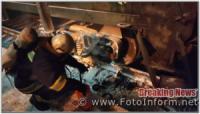На Кіровоградщині виникло 4 пожежі,  під час однієї з яких загинув чоловік