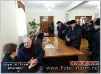У Кропивницькому чорнобильцям вручили матеріальну допомогу