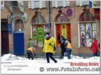Погода в Кропивницькому та Кіровоградській області на вівторок,  11 лютого