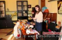 У Кропивницькому лялькарі провели творчу зустріч з учнями шкіл