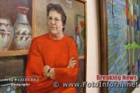 У Кропивницькому презентували виставку жінок у червоному вбранні