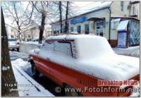 На Кіровоградщині очікуються сильні опади