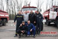 Зведений підрозділ кіровоградського гарнізону повернувся на місце дислокації