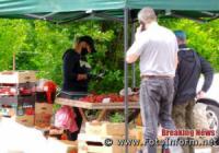 Кропивничани скаржаться на рекордну дорогу полуницю