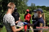 На Кіровоградщині серед відпочивальників провели роз'яснювальну роботу