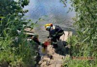 На Кіровоградщині знайшли потопельника