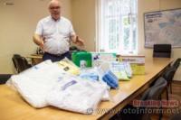 Медзакладам Кіровоградщини МОЗ передав гуманітарну допомогу