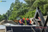У Оситняжці Кропивницького району почали ремонтувати міст