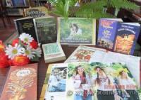 У Кропивницькому бібліотекарі на «Шкільному» підготували тематичну полицю