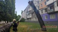 За добу на Кіровоградщині виникло 9 пожеж різного характеру