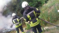 Минулої доби на Кіровоградщині виникло 4 пожежі