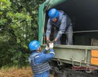 Під Кропивницьким піротехніки знищили два вибухонебезпечних предмети часів Другої світової війни
