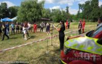 У Кропивницькому мешканцям області нагадали основні правила безпеки на воді