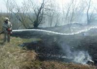 Протягом доби вогнеборці Кіровоградщини приборкали 5 займань