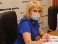 Найбільша чисельність інфікованих на COVID-19 зосереджена у Кропивницькому
