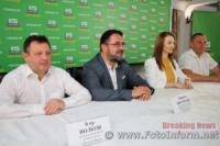 У Кропивницькому представники «Слуга Народу» оприлюднили імена потенційних кандидатів