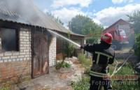 На Кіровоградщині минулої доби виникло 3 пожежі