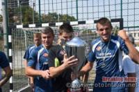 У Кропивницькому рятувальники перемогли у турнірі з міні-футболу