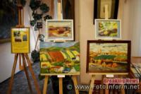 У Кропивницькому відкрили виставку відомого архітектора та художника