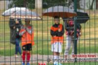 У Кропивницькому дощ не став на заваді дитячим тренуванням