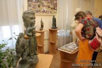 У Кропивницькому до річниці пам' яті Віктора Френчка відкрили виставку