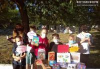 У Кропивницькому дітей познайомили з новинками літератури