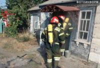 Кіровоградщина: на території приватних домоволодінь виникло 8 пожеж