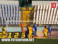 У Кропивницькому відбувся матч «Інгулець» - «Десна»