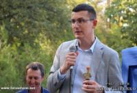 Голова НСЖУ зустрівся у Кропивницькому з місцевими журналістами