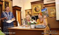 У Кропивницькому презентували книги Ніни Бабанської