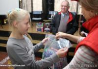 У Кропивницькому діти отримали «Рюкзаки добра»