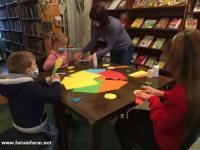 У Кропивницькому бібліотекарі провели майстер-клас «Сто смайликів»