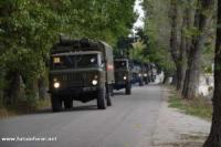 У Кропивницькому відбувся марш техніки аварійно-рятувального загону