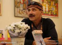 У Кропивницькому відкрилася незвичайна виставка одеського художника