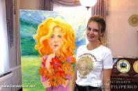 У Кропивницькому відкрили виставку Анни Душиної