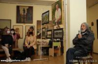 У Кропивницькому відкрили виставку Валерія Давидова
