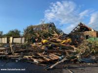У Кропивницькому сильно постраждали два мікрорайони