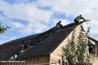 У Кропивницькому після смерчу тривають відновлювальні роботи