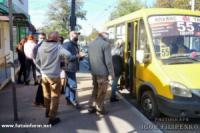У Кропивницькому водії маршруток принижують пільговиків