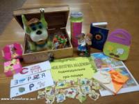 У Кропивницькому для дітей бібліотекарі організували гру-пошук