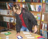 У Кропивницькому грають у бібліографічне доміно