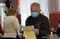 У Кропивницькому розпочалося голосування на місцевих виборах
